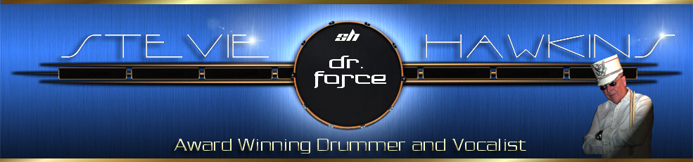 Award winning drummer and vocalist